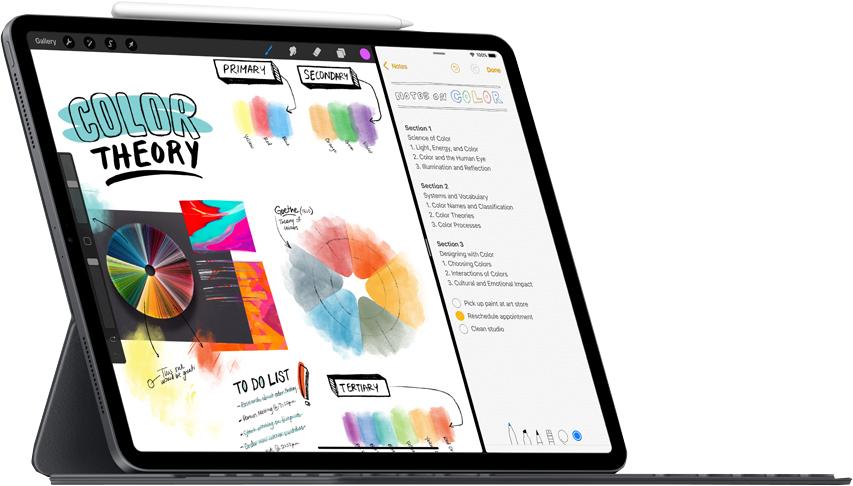 Abbildung Apple iPad