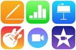 Abbildung Apple Apps Logo