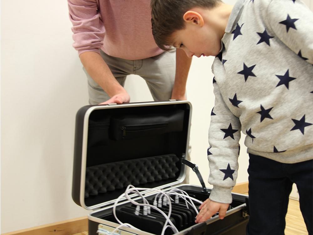 Abbildung Parat Koffer