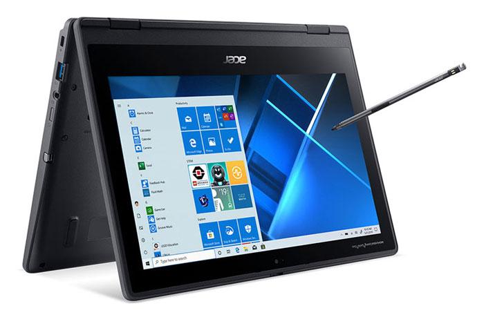 Abbildung Acer TravelMate Spin B3 Convertible