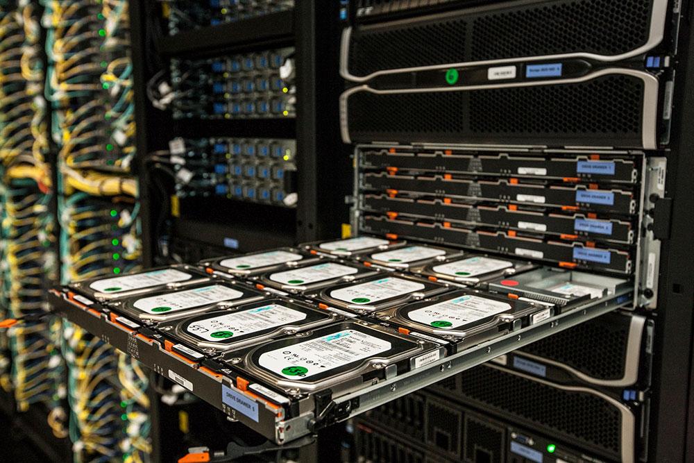 DigitalPakt Infrastruktur Server
